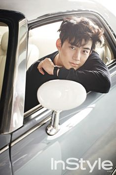 Taecyeon - InStyle Magazine August Issue '14