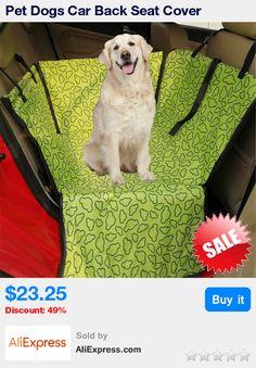 Pet Dogs Car Back Seat Cover Protector Mat Waterproof Blanket Hammock Travel Outdoors Pet Supplies 3 Colors Puppy Cat Bed Mat * Pub Date: 11:00 Jul 9 2017