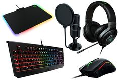 We have peripherals galore for three lucky winners! Source: Win an array of Razer gaming hardware - Hardware - Feature - HEXUS.net