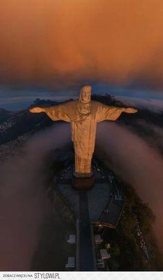 Cristo Redentor, Rio de Janeiro na Stylowi.pl
