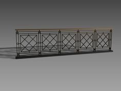 Railing Design, Staircase Railings, Wrought Iron Railing, Iron Balusters, Stair Railing Design, Stairs Design, Handrail Design, Balcony Grill, Grill Design