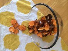 Homemade Baked Sweet Potato Chips