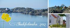 Skudenes & Aakra Sparebank - festivalkortet vårt for Skudefestivalen 2012