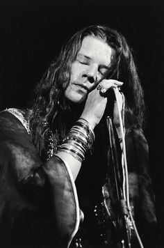 janis joplin. I always felt so sorry for her. Died way too young :(