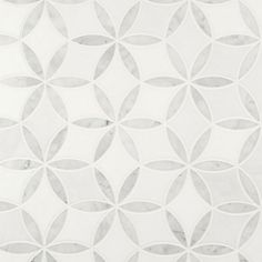 MSI La Fleur in. x Polished Marble Mesh-Mounted Mosaic Tile sq. / - The Home Depot MSI La Fleur in. x Polished Marble Mesh-Mounted Mosaic Tile sq. / - The Home Depot Mosaic Backsplash, Marble Mosaic, Mosaic Wall, Mosaic Tiles, Mosaic Mirrors, Bathroom Floor Tiles, Wall And Floor Tiles, Wall Tiles, Shower Floor