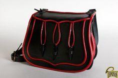 Bőrtáska | Pénztárca | Vadásztáska | Övtáska | Kézműves | Középkori kézműves termék | Lepizsán Manufaktúra|Tradicionális táskák