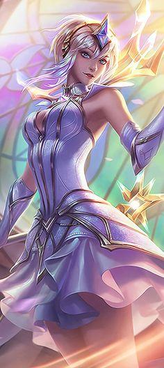 elementalist Lux Wallpaper