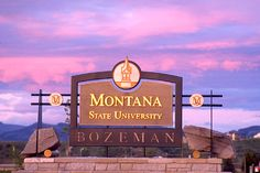 Montana State University is registered for College Necessities, Montana State University, Big Sky Montana, Artsy Photos, Big Sky Country, Birthday Pictures, Adventure Is Out There, Rocky Mountains, Collage Hacks