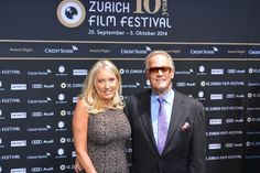 Peter Fonda at Zurich Film Festival 2014
