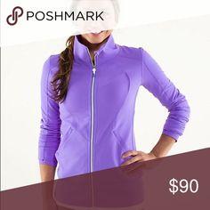 Lululemon contempo jacket Unsure of size - thinking a 6? lululemon athletica Jackets & Coats