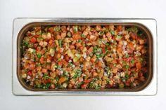 Chipotle Mexican Grill Copycat Recipes: Fresh Tomato Salsa (mild)