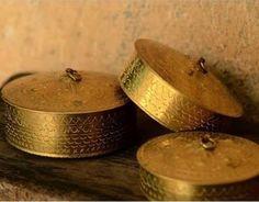 vintage indian brass