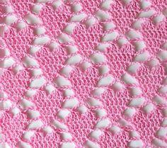 Diy Crafts - Crochet Lace Edging For Shawl New Id - Diy Crafts - Marecipe Crochet Lace Edging, Crochet Diagram, Crochet Chart, Love Crochet, Crochet Doilies, Filet Crochet, Crochet Stitches Patterns, Crochet Designs, Stitch Patterns