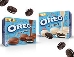 """Check out new work on my @Behance portfolio: """"Gift-packagings for OREO products"""" http://be.net/gallery/59276327/Gift-packagings-for-OREO-products"""