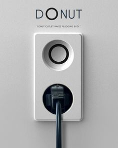 Donut - The Any Way Socket by Suhyun Yoo, Eunah Kim & Jinwoo Chae