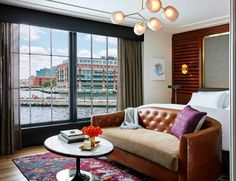 PENDRY HOTELS WILL OPEN ITS SECOND HOTEL IN FEBRUARY IN BALTIMORE The Sagamore Pendry Hotel in Baltimore will open on the city's historic Recreation Pier on the Fells Point waterfront.