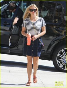 Reese Witherspoon Brought Her Southern Charm To NYC