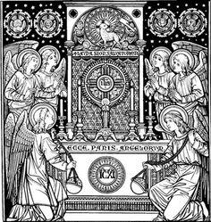 Miríadas+de+ángeles+adoran+a+Cristo+en+la+Eucaristía.jpg (454×480)