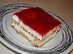 Εκπληκτικό γλυκό με μπισκότα και γιαούρτι!!! - E-simboules.gr