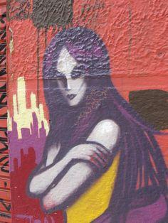 o espirito feminino da cidade