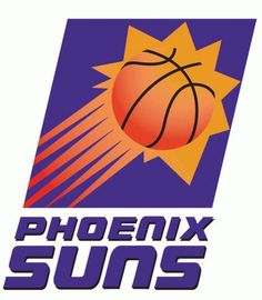 Phoenix Suns 1992 - 1999 logo