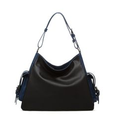 For a more casual GX BY GWEN STEFANI style, choose this slouchy handbag. Adjust Chiba's shoulder strap for the perfect fit all day and use the convenient side pockets to easily access your constantly ringing smart phone.