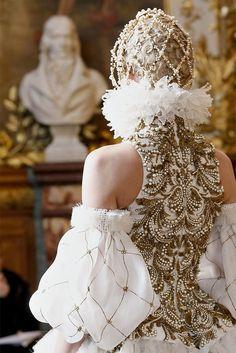 Collezioni Autunno Inverno 2013-14 - Paris Alexander McQueen
