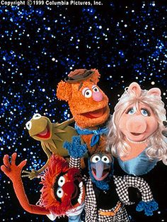 The Muppets. I wonder.does Miss Piggy have just as many wigs as Dolly Pardon? Miss Piggy, Muppets In Space, Jim Henson Puppets, Muppets Most Wanted, Sesame Street Muppets, Fraggle Rock, Muppet Babies, The Muppet Show, Kermit The Frog