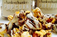 Snacks to try - Funky Chunky