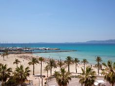 MALLORCA EL ARENAL Hotels, Paris Love, Cyprus, Where To Go, Italy, Beach, Places, Water, Souvenirs