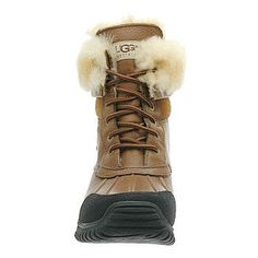 UGG Boots - Adirondack Short -Chestnut - 5469 (Add red laces)