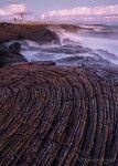 Pahoehoe Lava, Volcanoes National Park Coast, Hawaii