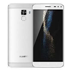 Bluboo Xfire 2 8GB 5 inch IPS Screen Android 51 Smartphone MTK6580 Quad Core 12GHz  RAM 1GB Support Dual SIM GPS FM GSM  WCDMA White *** Want to know more, click on the affiliate link Amazon.com.