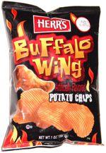 Herrs Buffalo Wing Potato Chips. Dislike.
