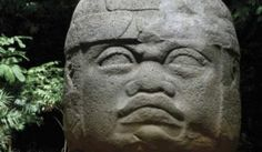 Olmec Stone Head - La Venta - Museum park in Villahermosa, Tabasco, Mexico City Of God, Classical Period, Mesoamerican, Celtic Tattoos, Mexico Travel, We The People, Archaeology, South America, American History