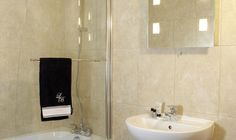 Bathroom - Interior images of our luxury self-catering apartment in Harrogate