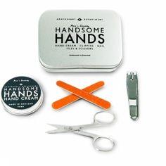 Gadget Handsome Hands Manicure Kit