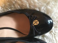Tory Burch Chelsea Women's Patent Leather Bow Pump Size 11 #ToryBurch #PumpsClassics #Casual
