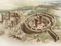 """Prehistory literally means the time """"before we had written records""""...10 Mysteries That Hint At Forgotten Advanced Civilizations..."""