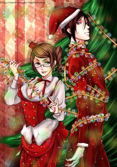 kuroshitsuji, black butler, manga coloring, namisiaa.deviantart.com, manga, anime