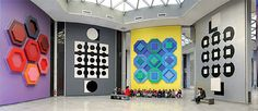 Fondation Vasarely - Aix-en-Provence - Victor Vasarely - France