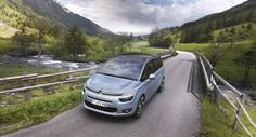 hd citroen c4 grand picasso wallpaper