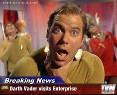 Star trek humor | Star Trek: Humour