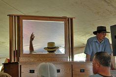 Amish Quilt Auction, Bonduel, Wisconsin (Fall 2007) - Travel Photos by Galen R Frysinger, Sheboygan, Wisconsin