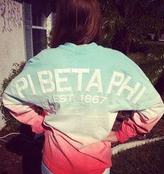 Love this Pi Beta Phi sweatshirt #piphi #pibetaphi
