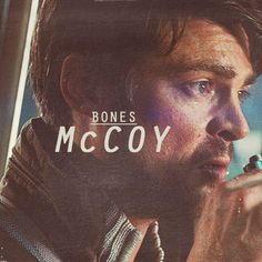 McCoy /Karl Urban The first time you actually have the hots for the doctor!!!