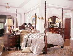 Make a statement with the Carriage House collection, inspired by classic 18th century and Queen Ann period silhouettes. http://kincaidfurniture.com/