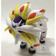Pokemon Center 2016 Solgaleo Plush Toy