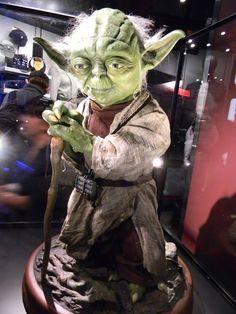 Seasons of the Force Star Wars Launch Bay Star Wars at Disneyland Yoda