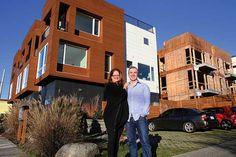 How Four-Plexes Can be Good for the Neighborhood